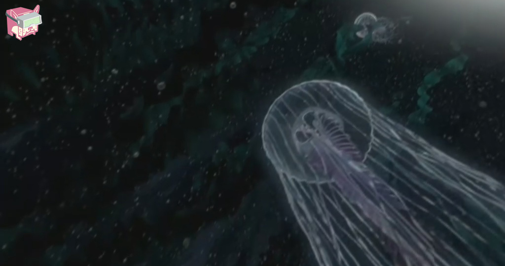 Ghost in the Shell VR Experience - Jellyfish!