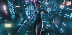 Ghost in the Shell VR Review - FalseDogs