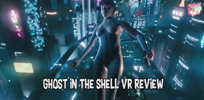 Ghost in the Shell VR Review