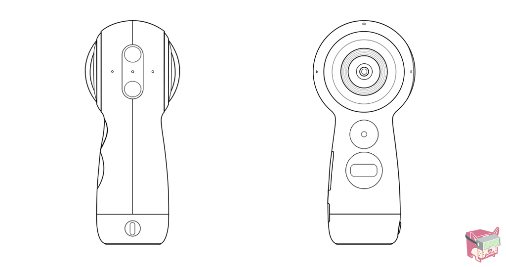 Samsung Gear 360 Camera - Specs, FalseDogs News