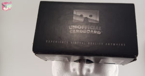 Google Cardboard Review, Unofficial Cardboard Headset