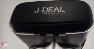 Google Cardboard Review, FalseDogs - J-Deal Headset