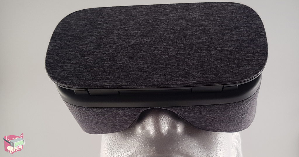 Google Daydream View - FalseDogs, Daydream View Front