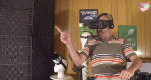 Magma Chamber 360 VR Review - FalseDogs, On the Set 03