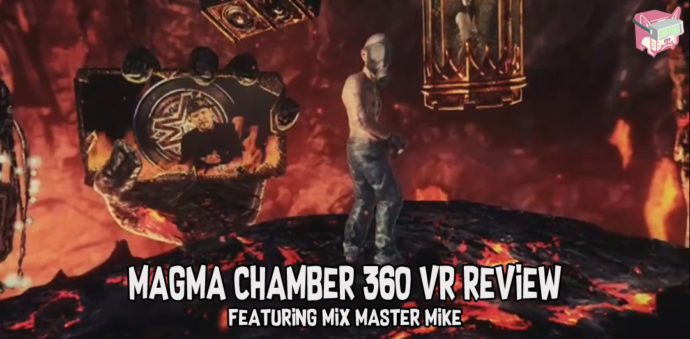 Magma Chamber 360 VR Review - FalseDogs Video Review