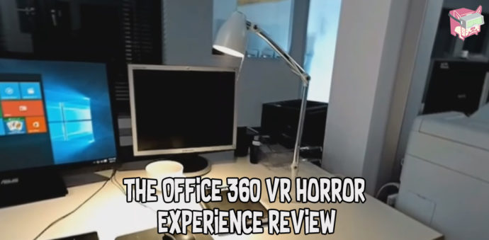 The Office 360 VR Horror Experience Review