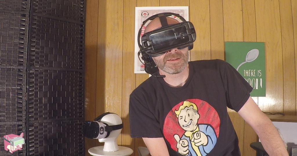 PolyRunner VR - Gear VR - FalseDogs