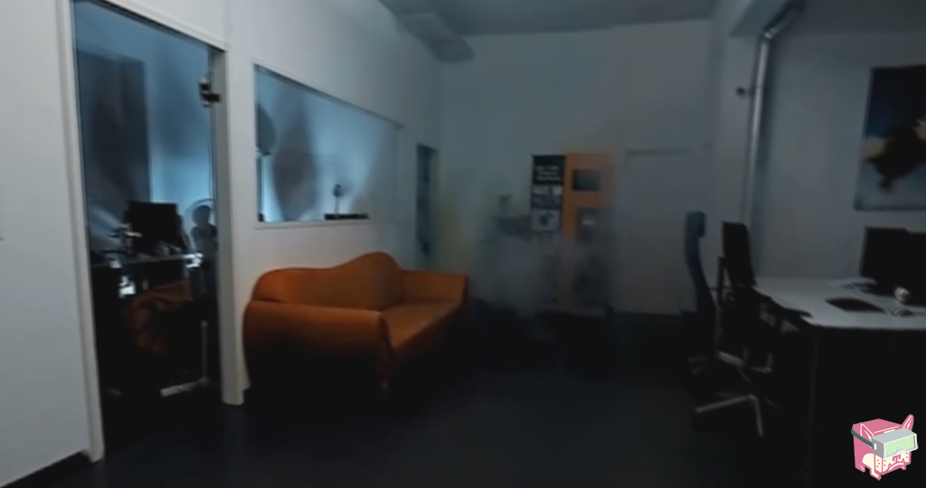 The Office 360 VR Horror Experience from Inside360