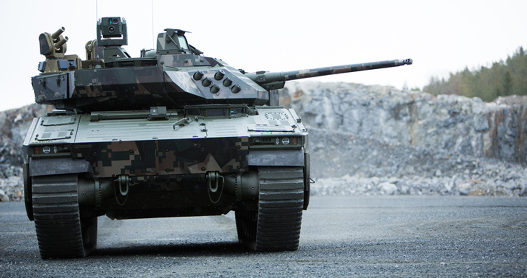 CV90 Combat Vehicle - BAE Systems