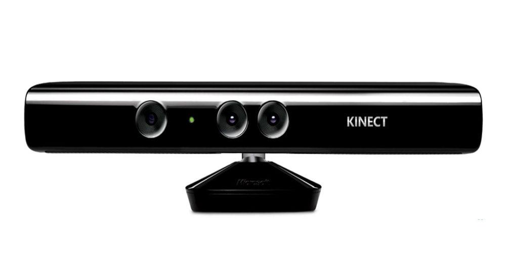 The Original Kinect Sensor