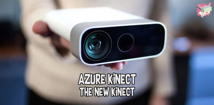 Azure Kinect, The New Kinect
