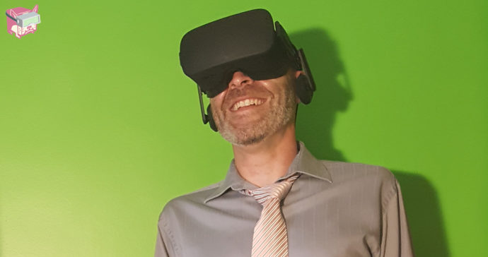 Dreaming of Excel in VR