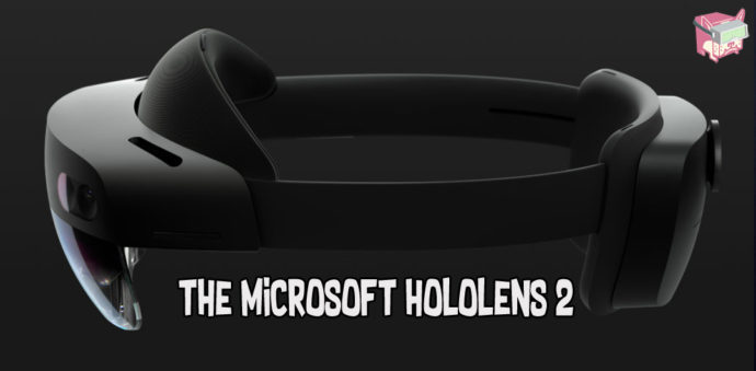The Microsoft HoloLens 2