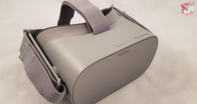 Oculus Go, FalseDogs