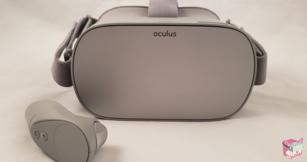 Oculus Go and Controller, FalseDogs