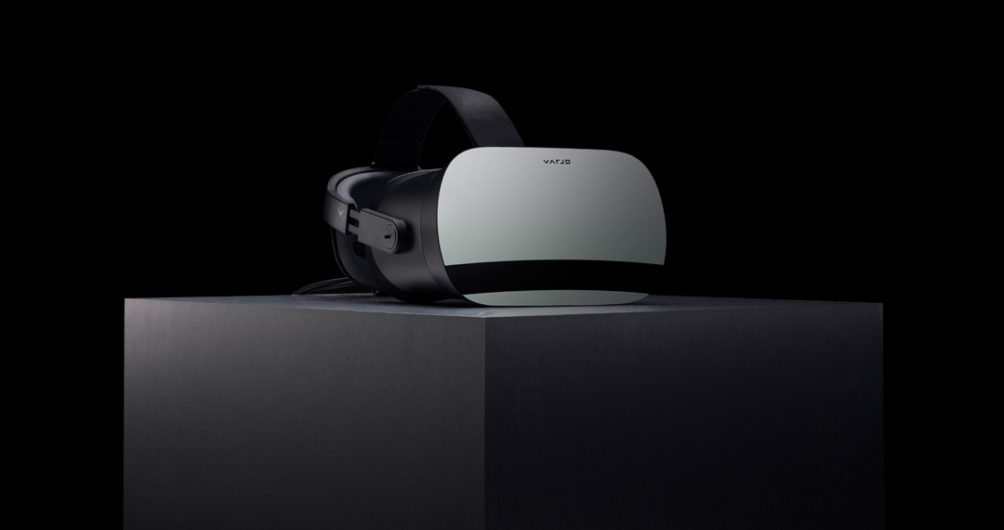 The Varjo VR-1 Headset