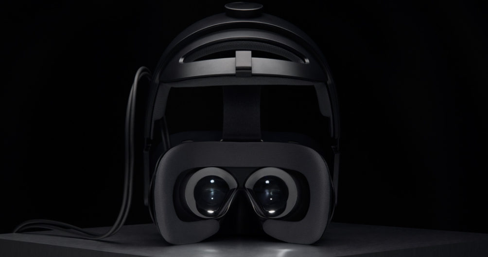 VR-1 Headset - micro-OLED and AMOLED Dual Display