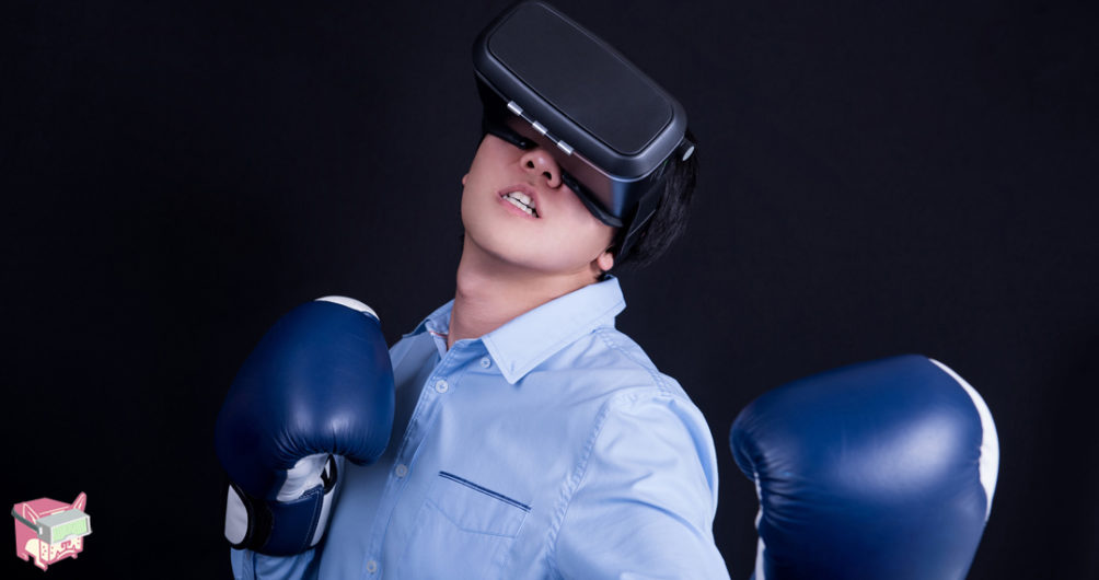 Get Ready for a Knockout - VR