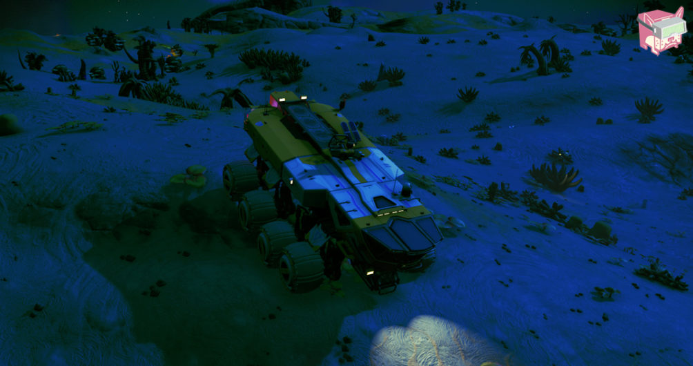 Colossus Exocraft - No Man's Sky