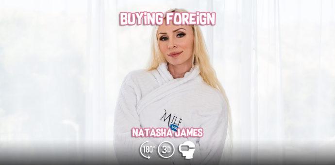 Buying Foreign - Natasha James