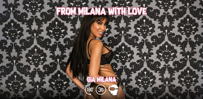 Gia Milana - From Milana with Love