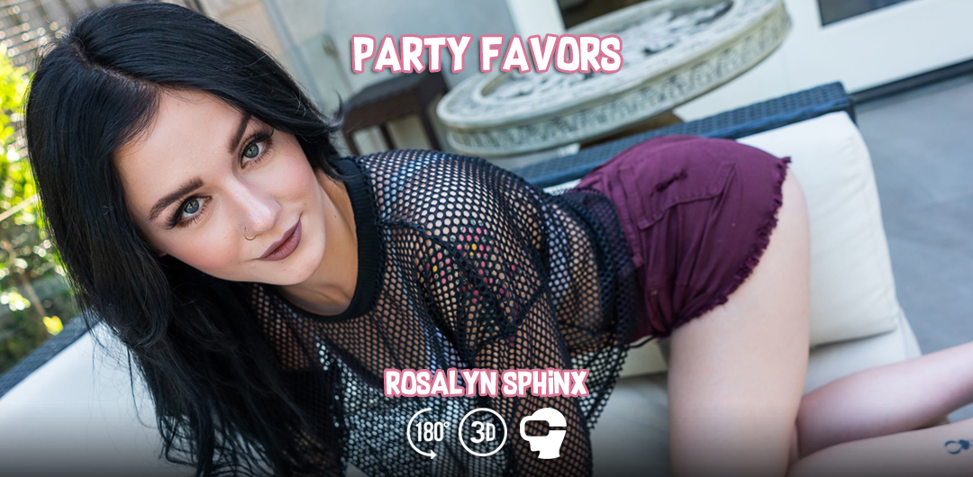 Party Favors - Rosalyn Sphinx