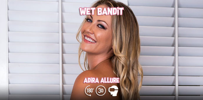 Adira Allure in Wet Bandit