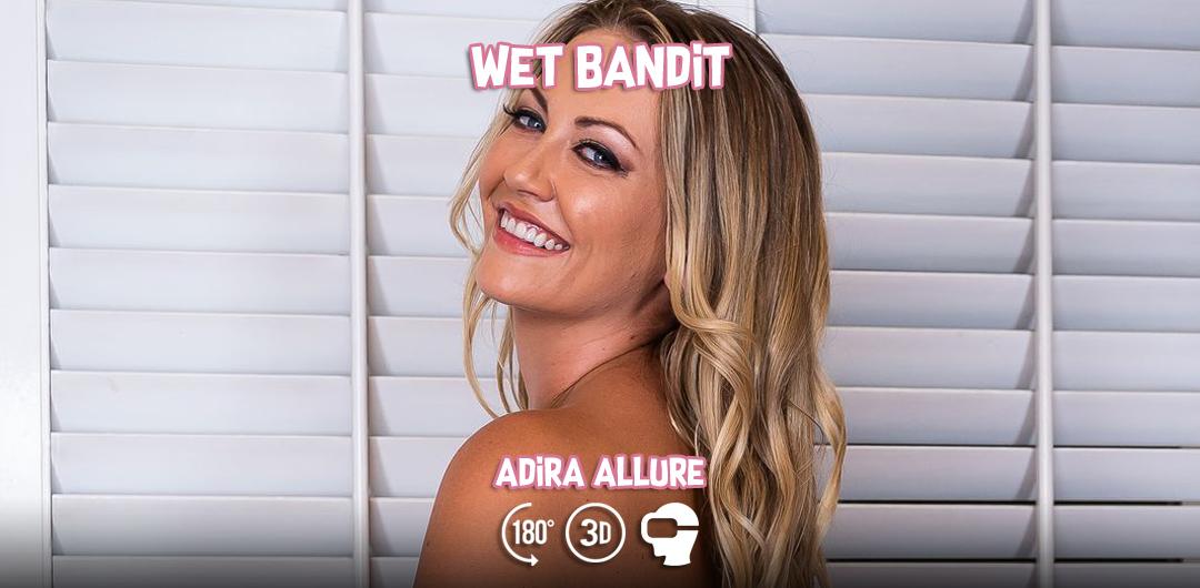 Adira Allure in Wet Bandit