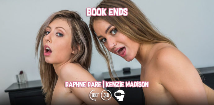 Book ends - Kenzie Madison and Daphne Dare