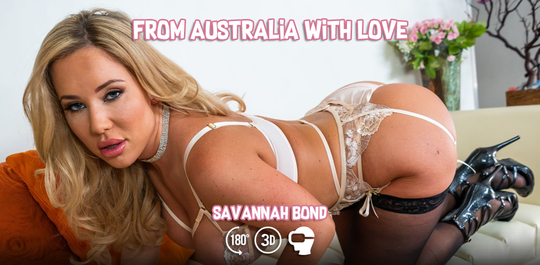 From Australia With Love - Savannah Bond