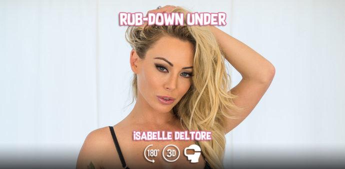 Isabelle Deltore - Rub-Down Under