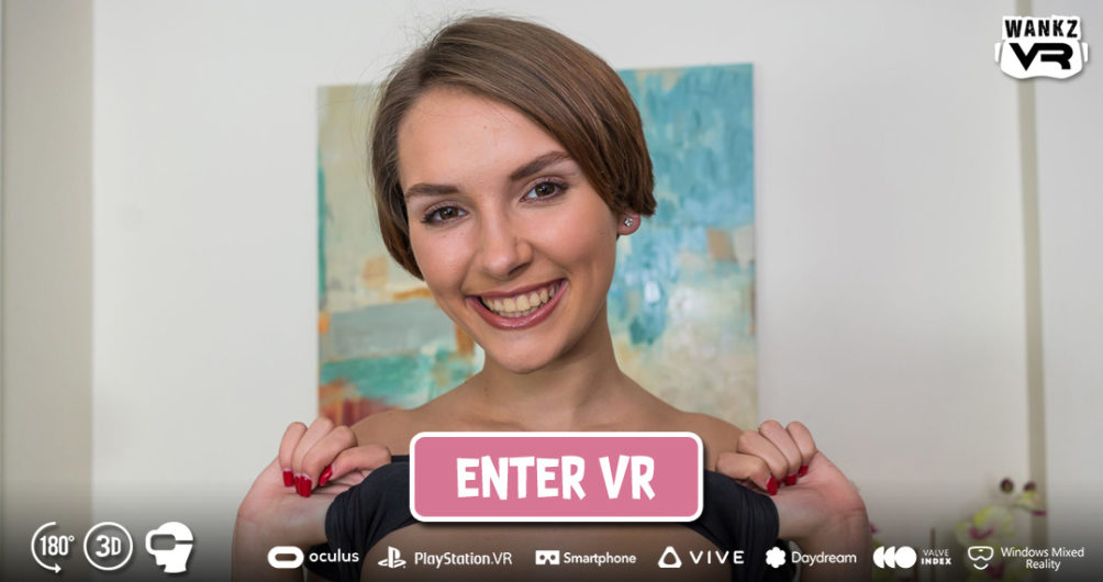 Enter V for Vagina at WankzVR