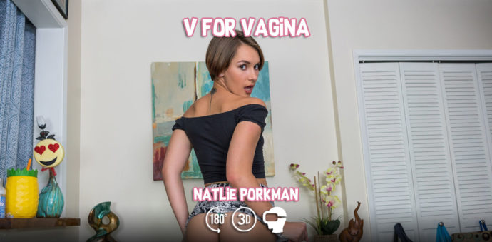 V for Vagina - Natalie Porkman