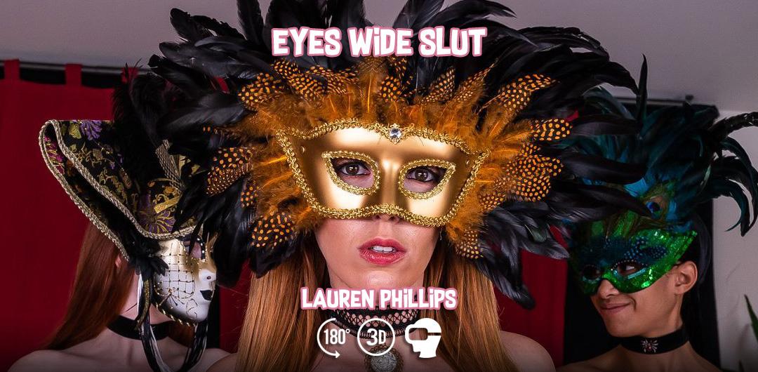 Eyes Wide Shut - Lauren Phillips