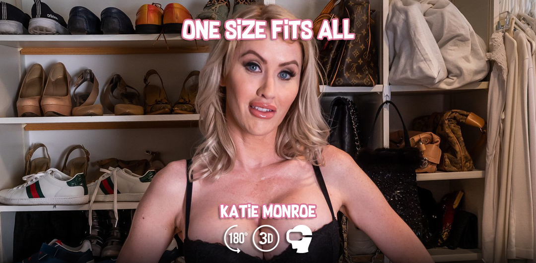 One Size Fits All with Katie Monroe