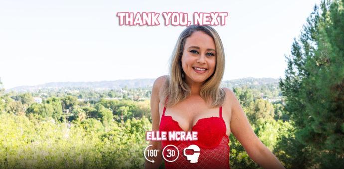 Thank You, Next - Elle McRae