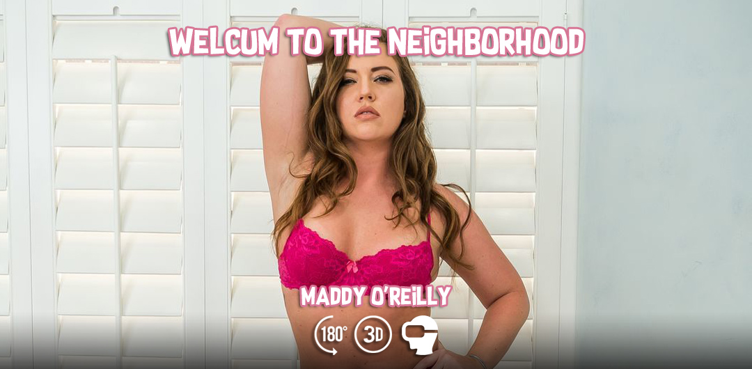 Welcum to the Neighborhood - Maddy O'Reilly