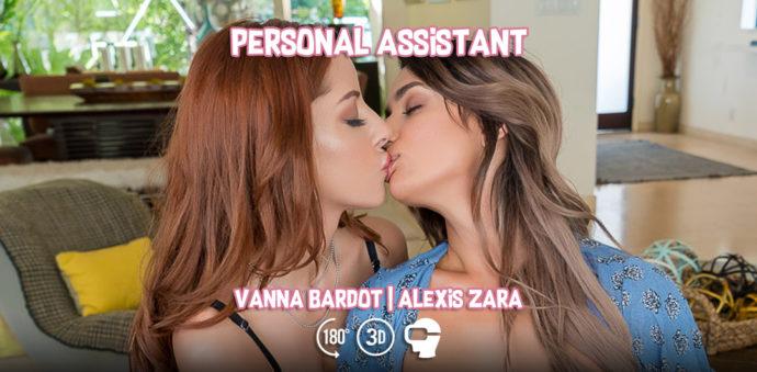Personal ASSistant - Vanna Bardot and Alexis Zara