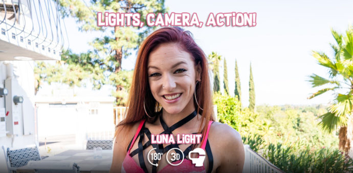 Lights, Camera, Action! - Luna Light