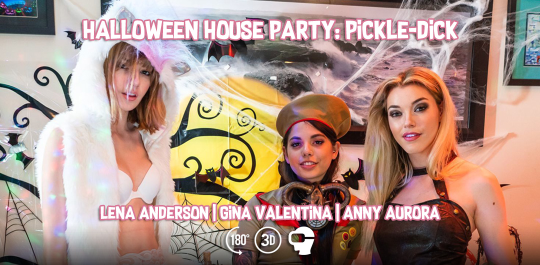Halloween House Party: Pickle-Dick - Group VR Special