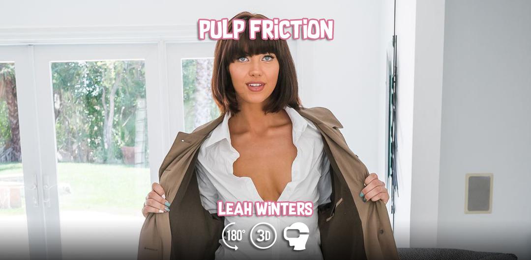 Pulp Friction - Leah Winters - WankzVR