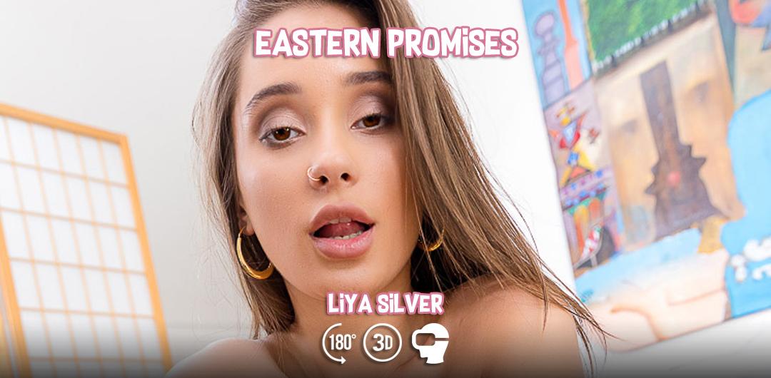 Liya Silver - Eastern Promises - VR Bangers