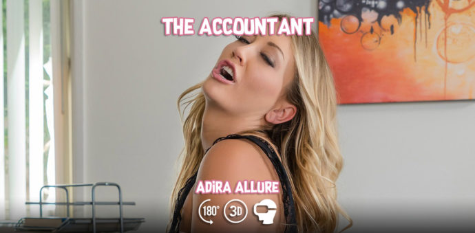 Adira Allure - The Accountant - VR Bangers